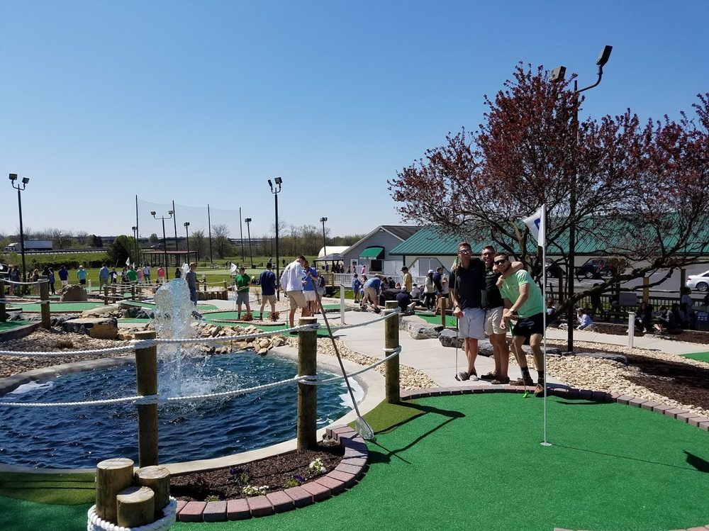 Social Spots from Mulligan's Golf Center