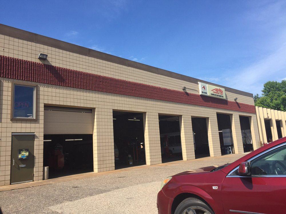 Apitz Garage: 325 Birch St, Lino Lakes, MN