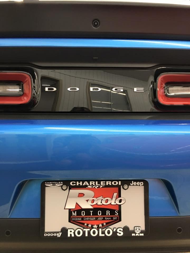 Rotolo's Dodge Chrysler Jeep RAM: 58 Rt 88, Charleroi, PA