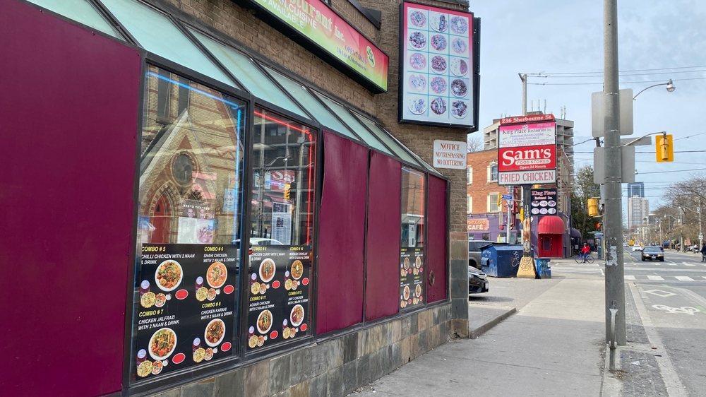 Sams Food Store