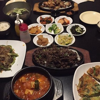 Korean Restaurant Addison Tx