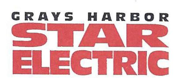 Star Electric: 913 Polk St, Aberdeen, WA