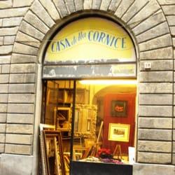 Casa della cornice corniciai via sant 39 egidio 26r for Casa della piastrella firenze