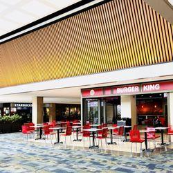 Photo of Norfolk International Airport - Norfolk, VA, United States. Burger  King in