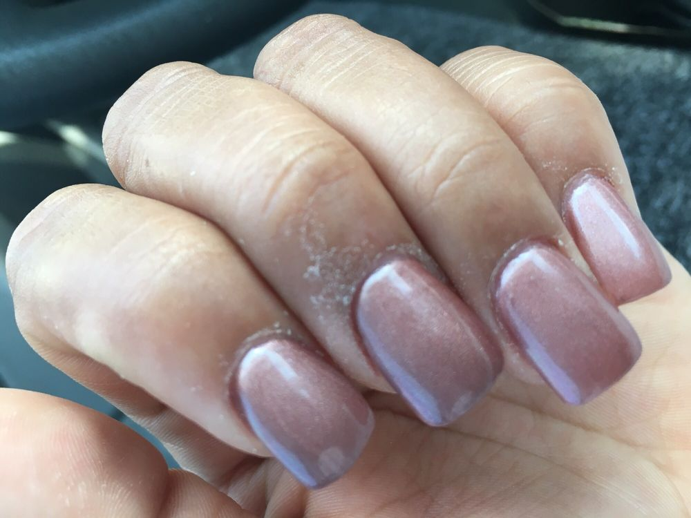 Crusty fingers! No oil not even lotion - Yelp