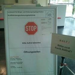 Kfz-Zulassungsstelle Lichtenberg - Departments of Motor ...