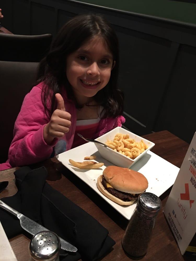 My Princess With Her Cheeseburger And Mac N Cheese Yelp