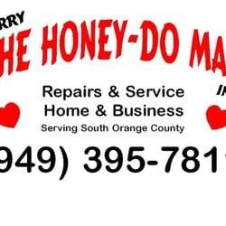 Photo Of Larry The Honey Do Man Lake Forest Ca United States