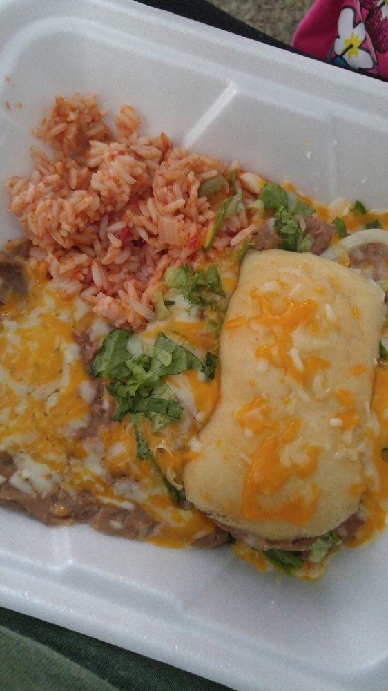 Rutilio's New Mexican Foods: 455 N Main St, Belen, NM