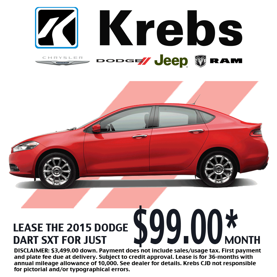 Dodge Dart Lease >> Lease 2015 Dodge Dart 99 A Month Yelp