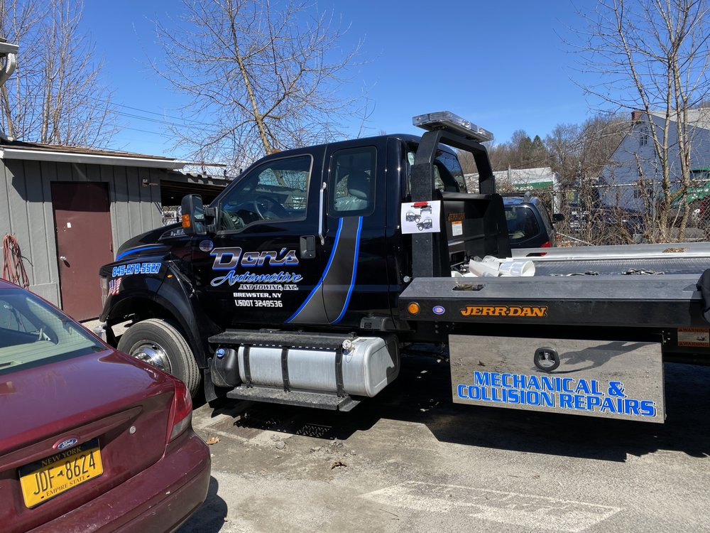 Towing business in Putnam Lake, NY