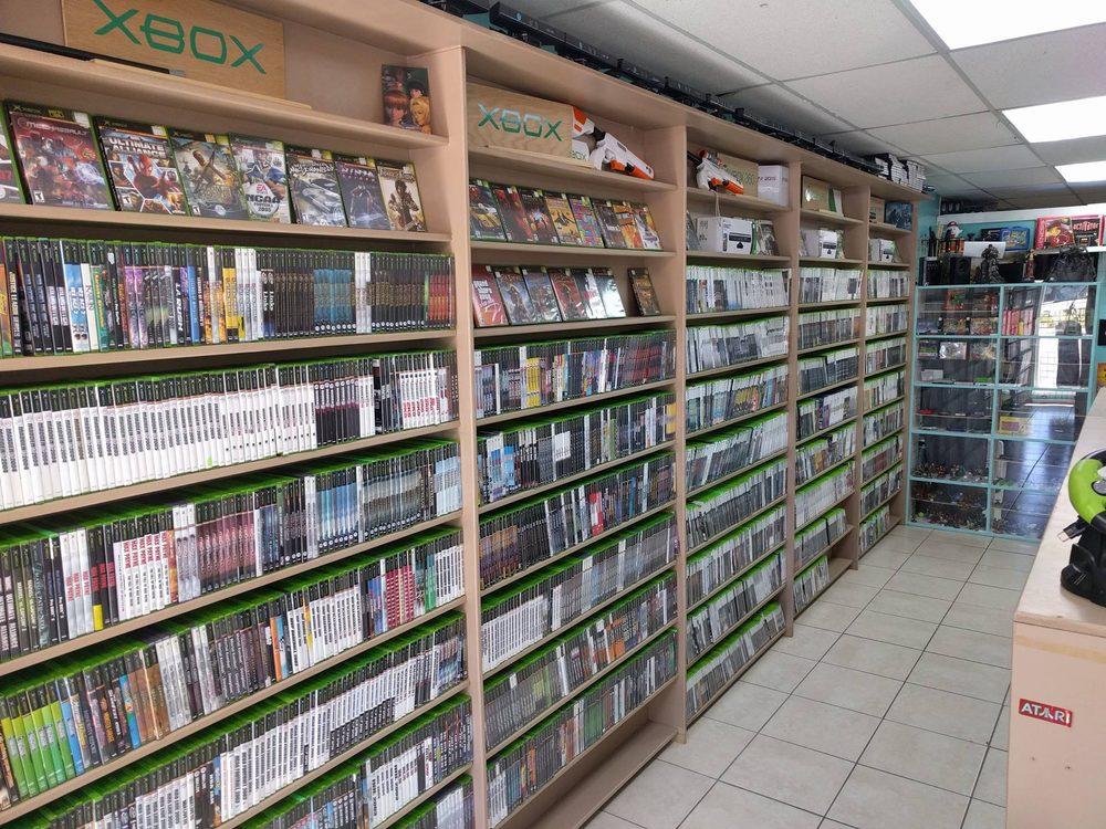 M & M Video Games: 2705 54th Ave N, St. Petersburg, FL