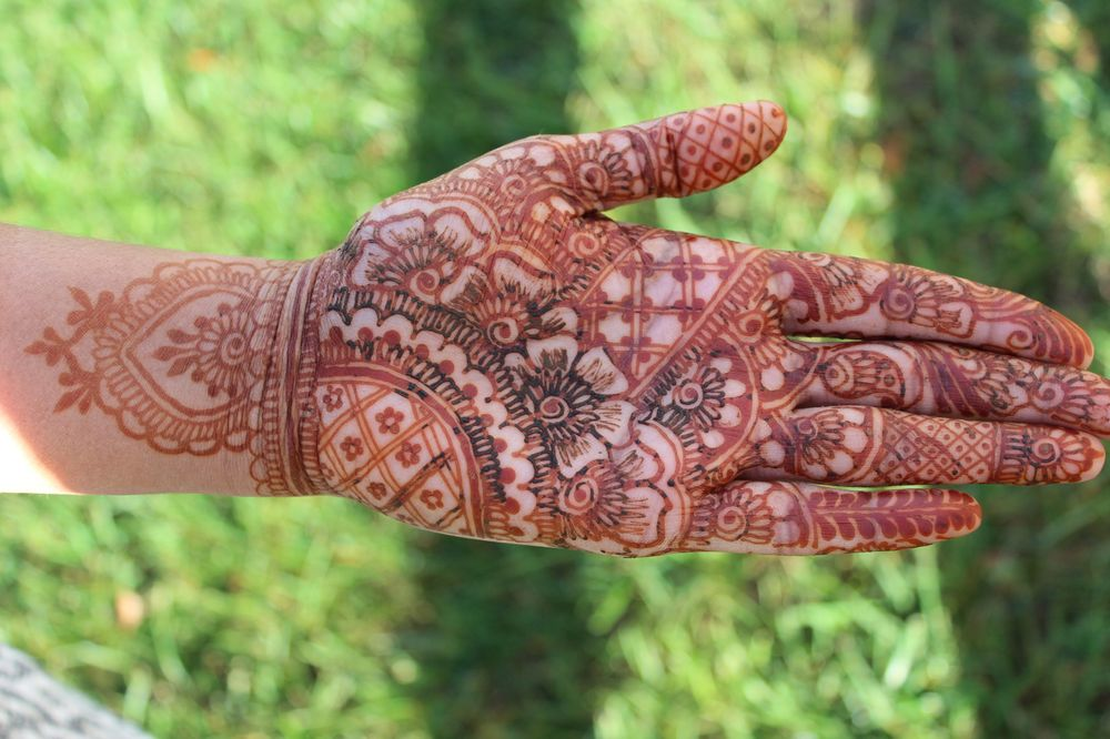 White Lotus Mehndi: Louisville, KY