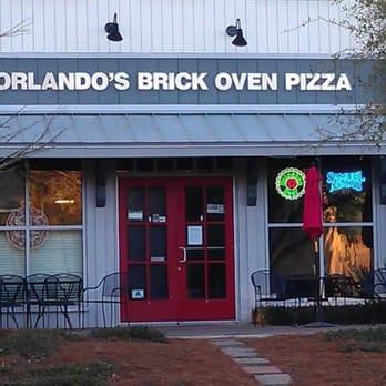 Orlando Pizza Daniel Island Sc Menu