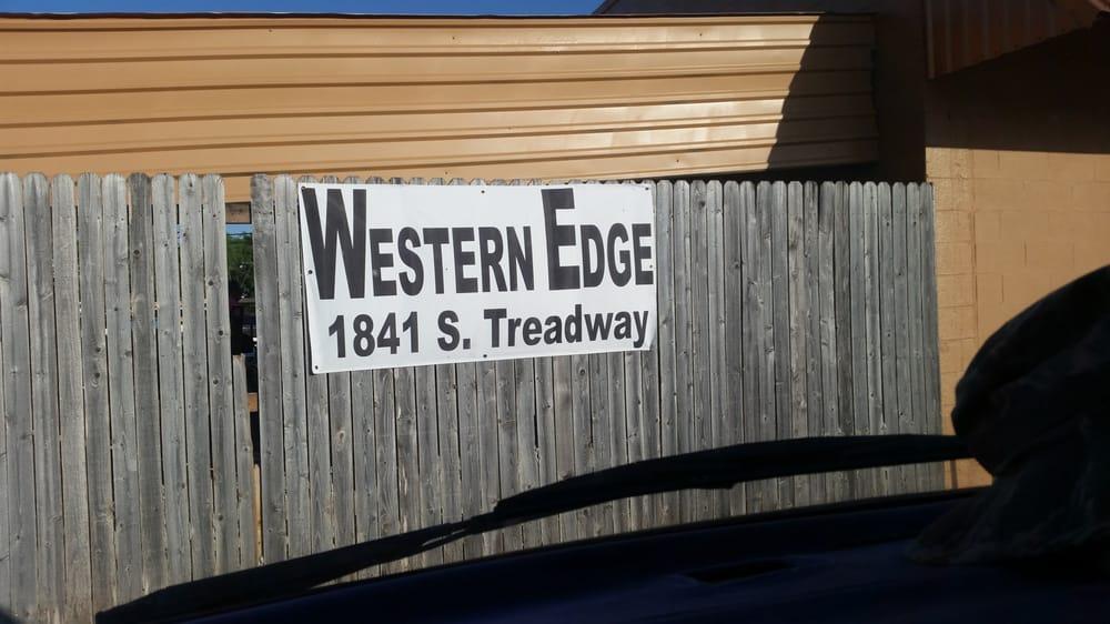 Western Edge: 1841 S Treadaway Blvd, Abilene, TX