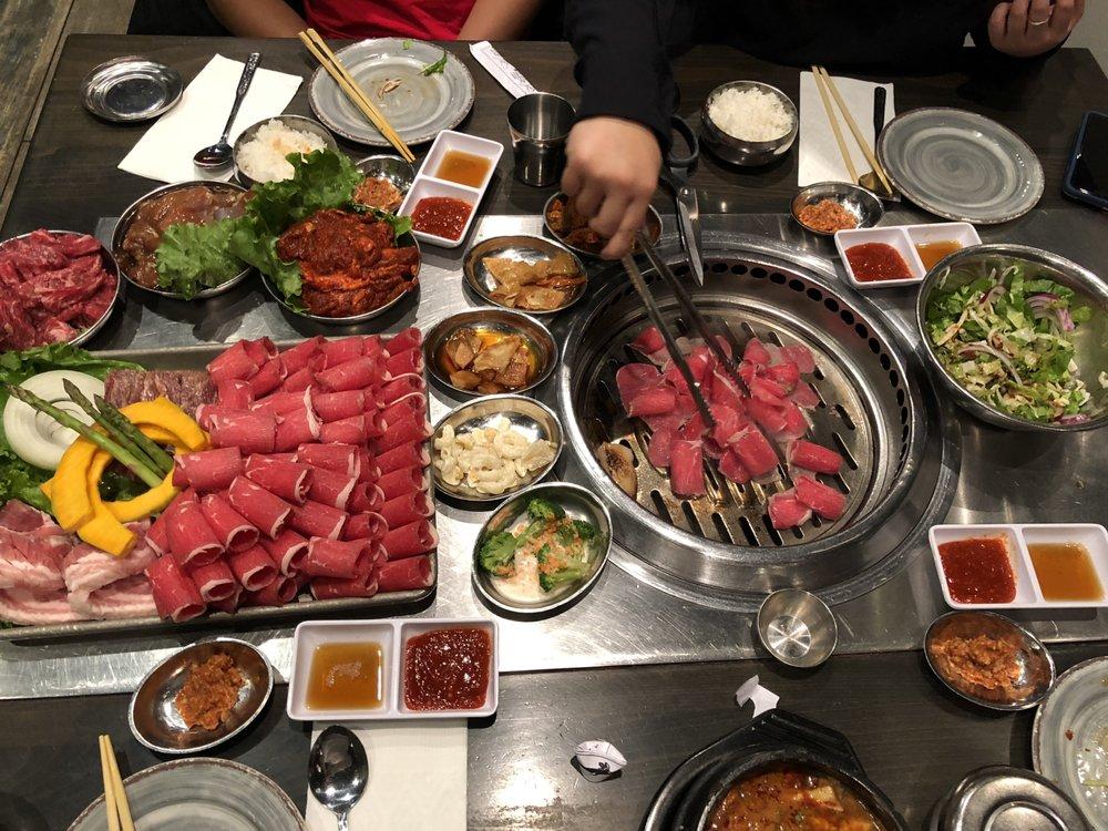Tomukun Korean Barbeque