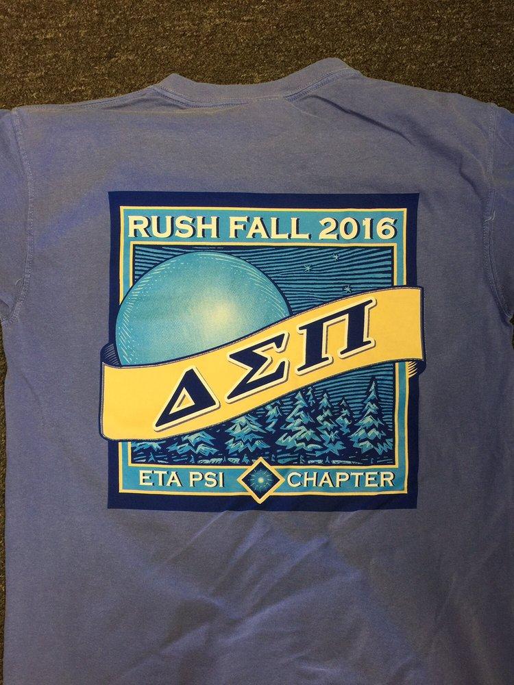 Rush Fall 2016 Yelp