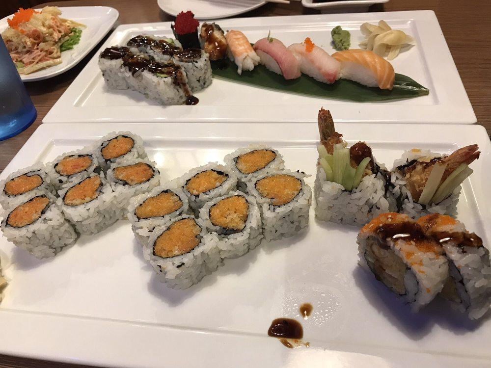 Sushi Bomb: 6302 Robinson Ctr Dr, Pittsburgh, PA