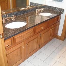 Bathroom Vanity Refacing homepros refacing & remodeling - get quote - contractors - 28144 w