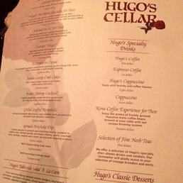 Photo of Hugou0027s Cellar - Las Vegas NV United States. Menu  sc 1 st  Yelp & Photos for Hugou0027s Cellar | Menu - Yelp