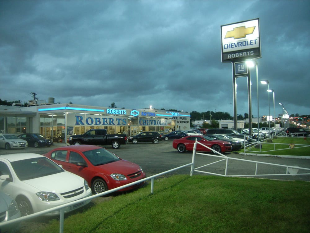 Chevy Repair Shops Near Me Roberts Chevrolet of Lee's Summit - Car Dealers - 945 SE ...