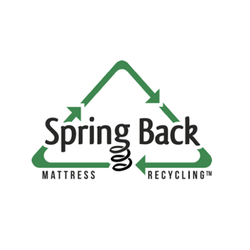 Spring Back Mattress Recycling Recycling Center 54