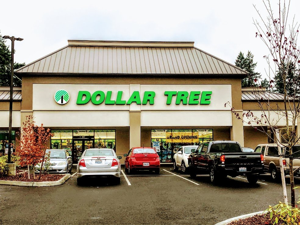Dollar Tree: 14122 92nd Ave NW, Gig Harbor, WA