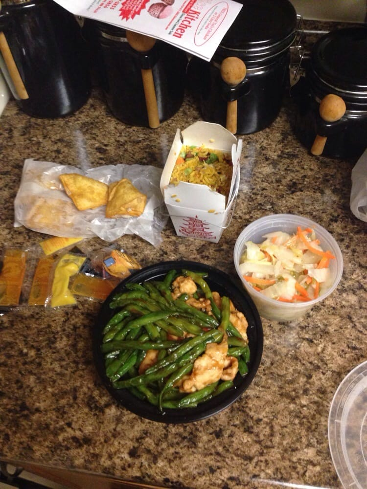 Rice Kitchen Menu Reisterstown