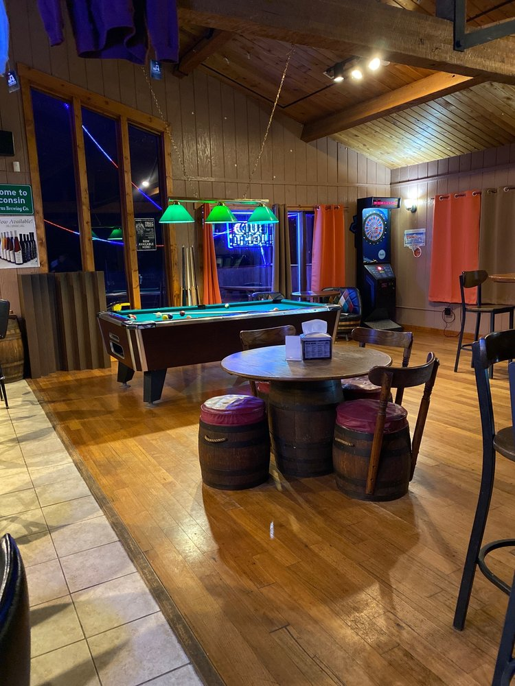 The Barrel House: 3270 WI-35, Frederic, WI