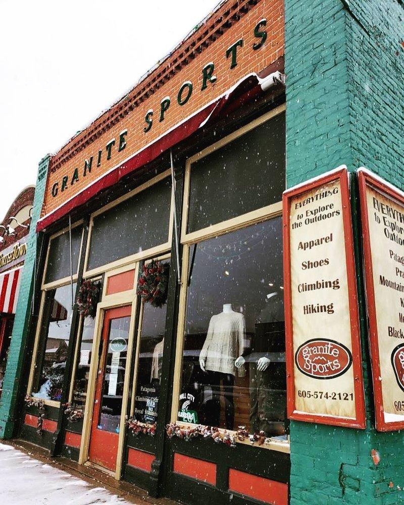 Granite Sports: 201 Main St, Hill City, SD
