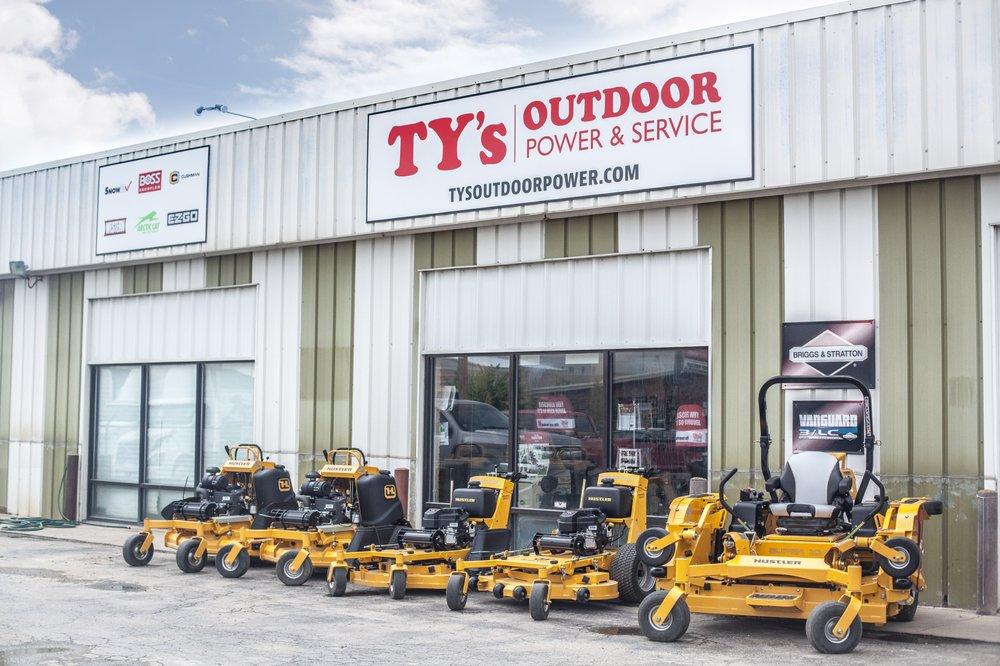 Ty's Outdoor Power & Service: 1740 Yolande Ave, Lincoln, NE