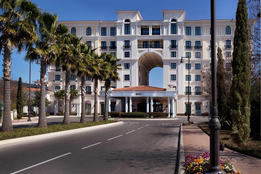 San Antonio Military Base Hotel