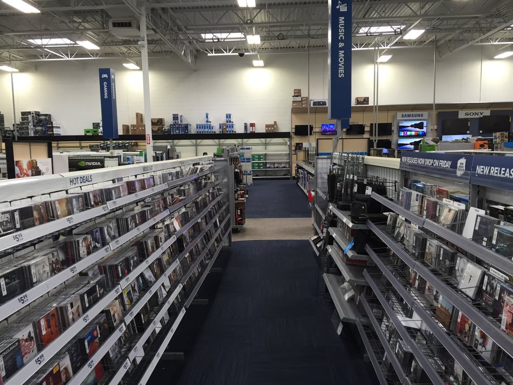 Best Buy Riverbank