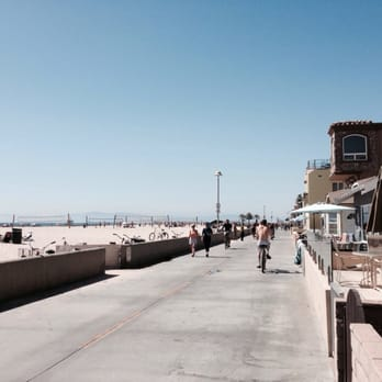 Photo Of The Strand Hermosa Beach Ca United States