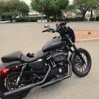 Oakland Harley-Davidson - 151 Hegenberger Rd, Oakland, CA