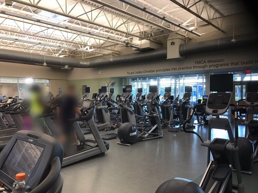 Gyms Near League City Tx