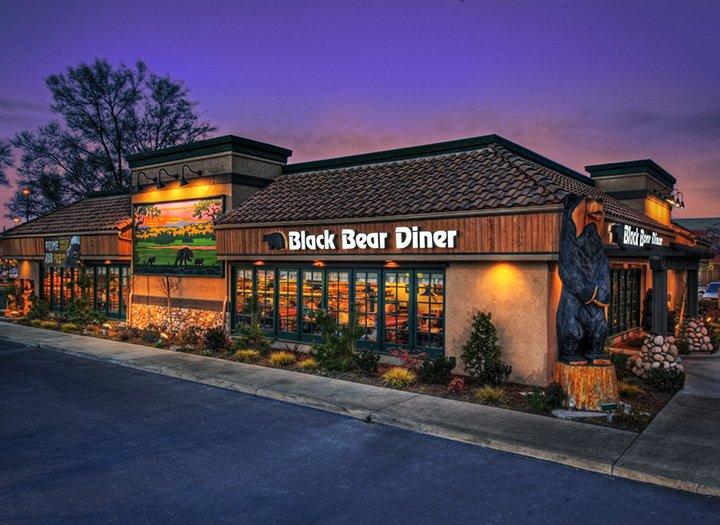 Black Bear Diner: 246 N Humboldt, Willows, CA