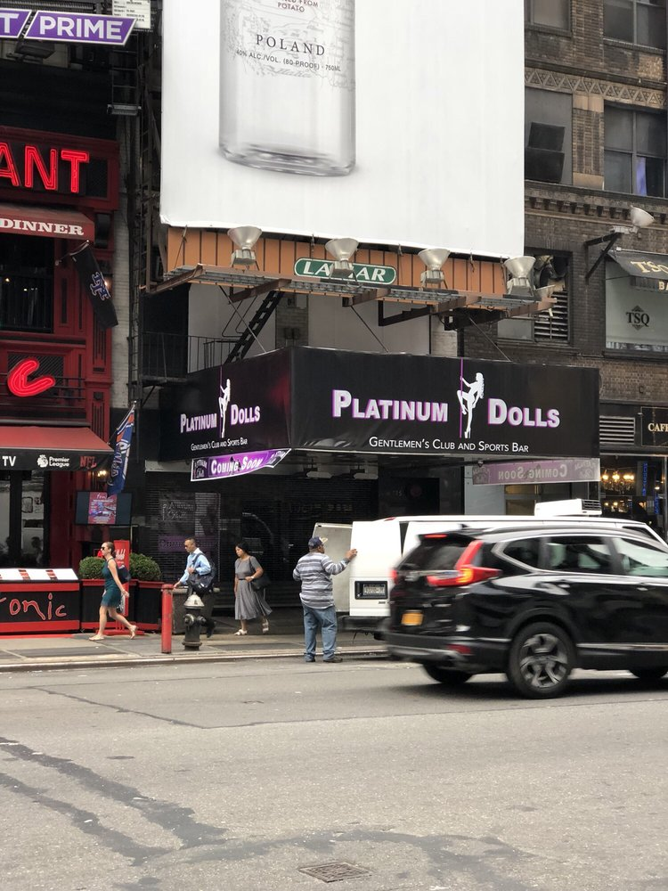 Lace Midtown - CLOSED - 30 Reviews - Strip Clubs - 725 7th Ave, Theater  District, New York, NY - Phone Number - Yelp