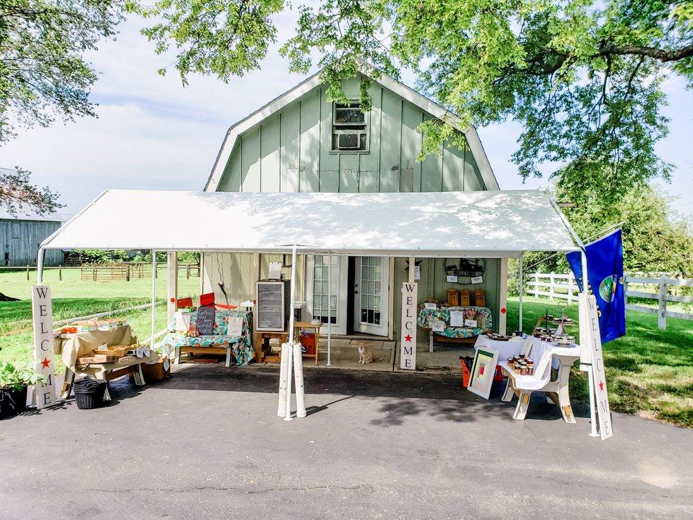 Bramble Rose Farm: 17021 Leavenworth Rd, Basehor, KS
