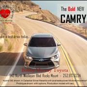 Rocky Mount Toyota Auto Repair 943 N Wesleyan Blvd Rocky Mount