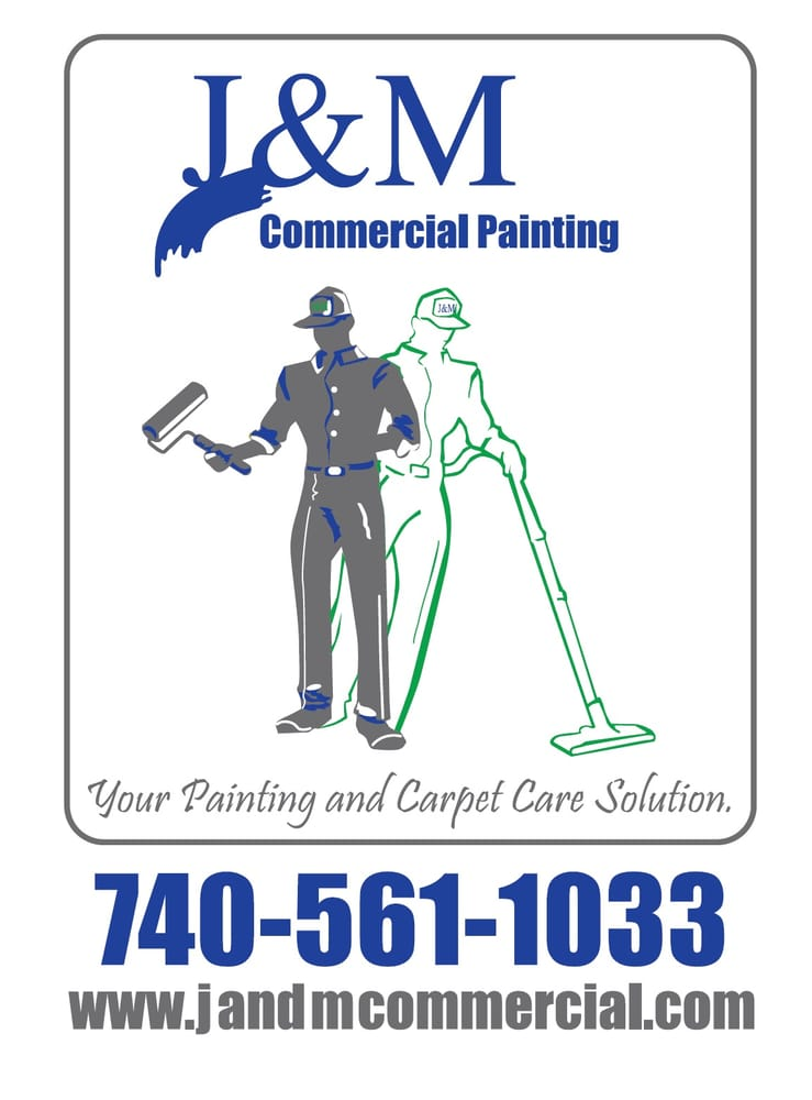 J & M Commercial Painting: Athens, OH