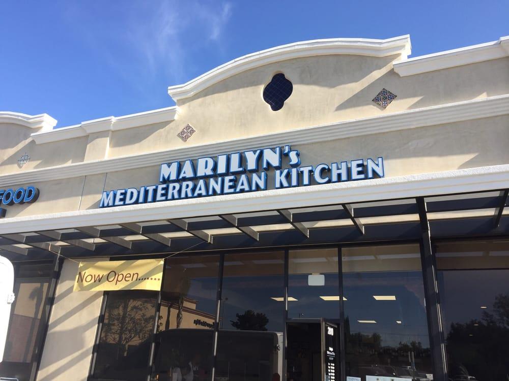 Marilyn s mediterranean kitchen mediterran simi valley for O kitchen mission valley