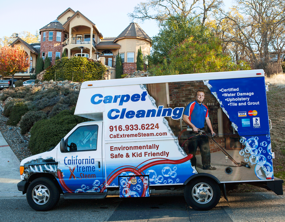 California Xtreme Steam - 16 Reviews - Carpet Cleaning ...