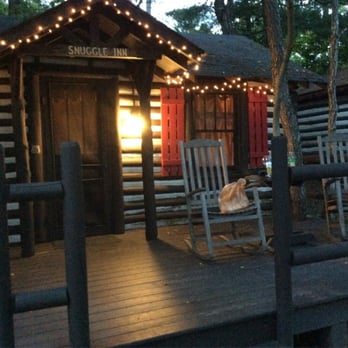 Photo of The Log Cabin Motor Court - Asheville, NC, United States. Until