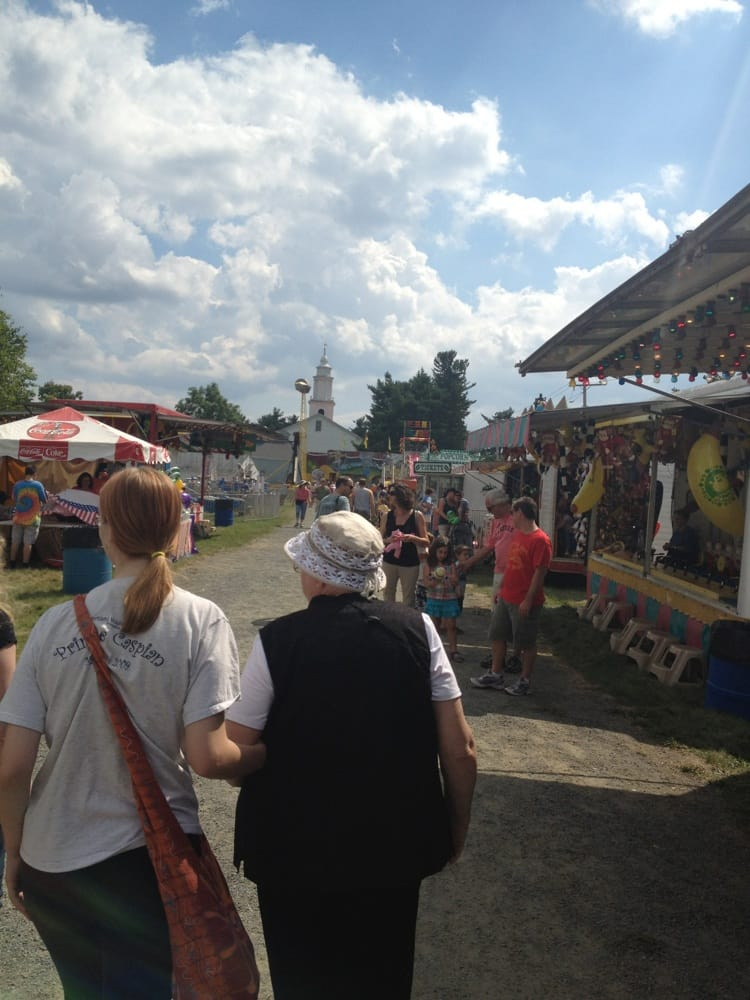 The Blandford Fair: 10 North St, Blandford, MA