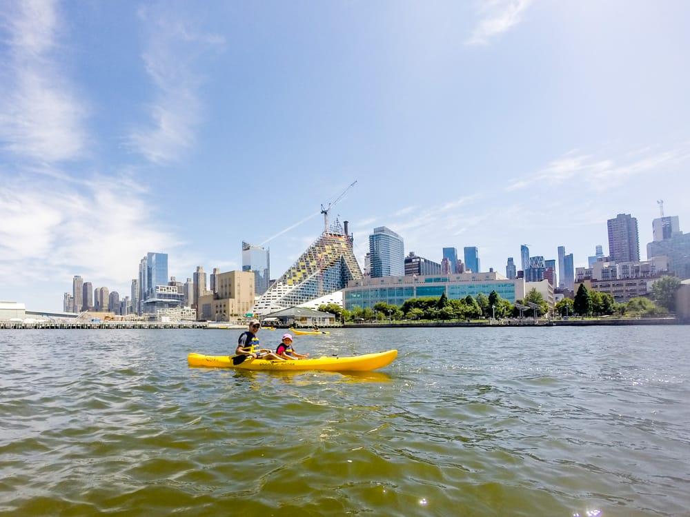 Manhattan Community Boathouse: 80112TH Ave Pier 96, New York, NY