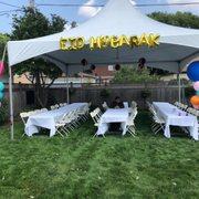 affordable backyard tents 40 photos 13 reviews party equipment rh yelp com affordable backyard tents oak park il