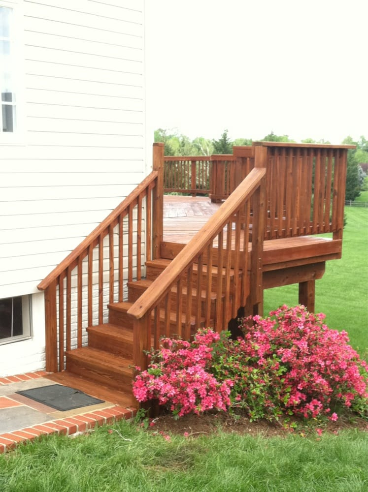 Engels Deck Cleaning: 20940 Frederick Rd, Germantown, MD