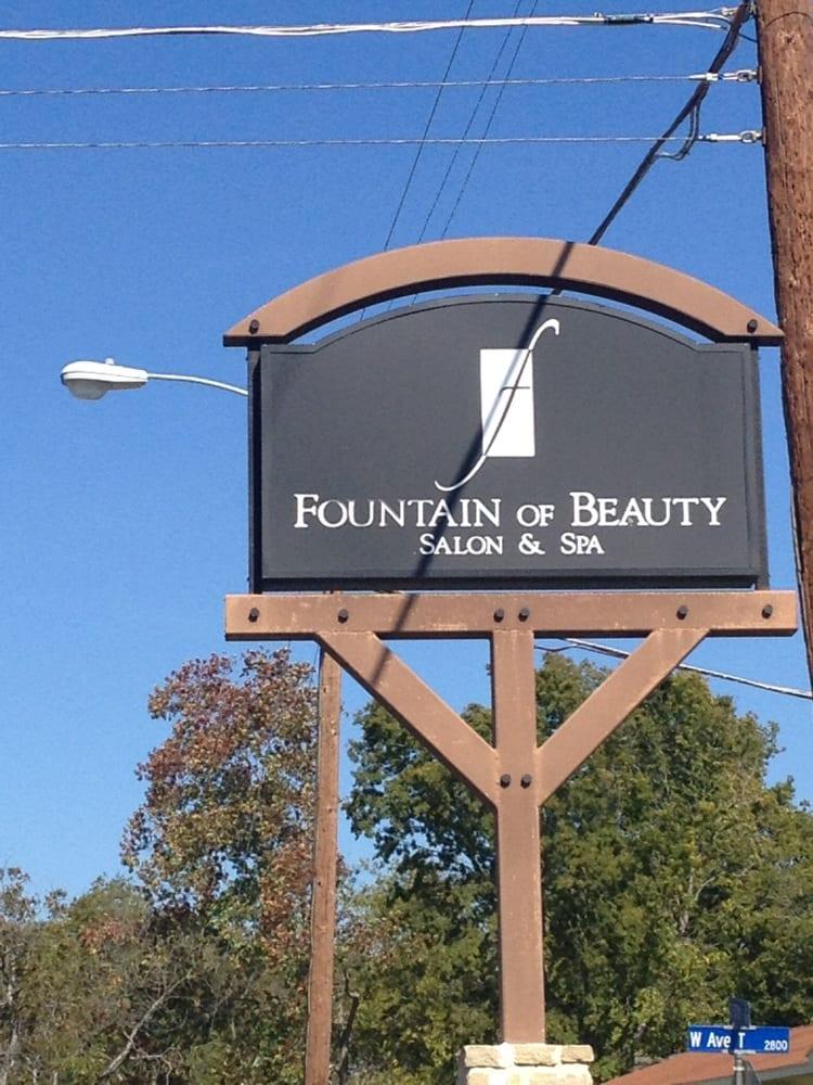 Fountain Of Beauty Salon & Spa: 2001 S 57th St, Temple, TX