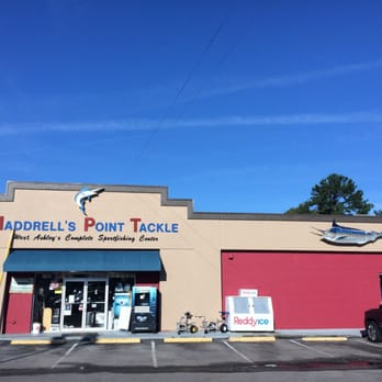 Haddrell s point tackle supply sporting goods 47 for Fishing rod repair shops near me